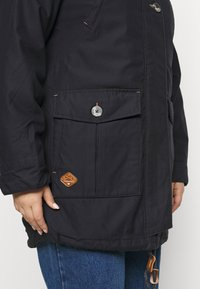 Ragwear Plus - JANE PLUS - Parka - navy - 5