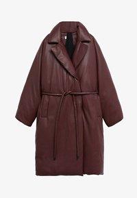 Mango - KETCHUP - Winter coat - granatrot - 7