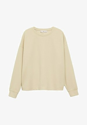 AMELIE - Sweatshirt - ecru