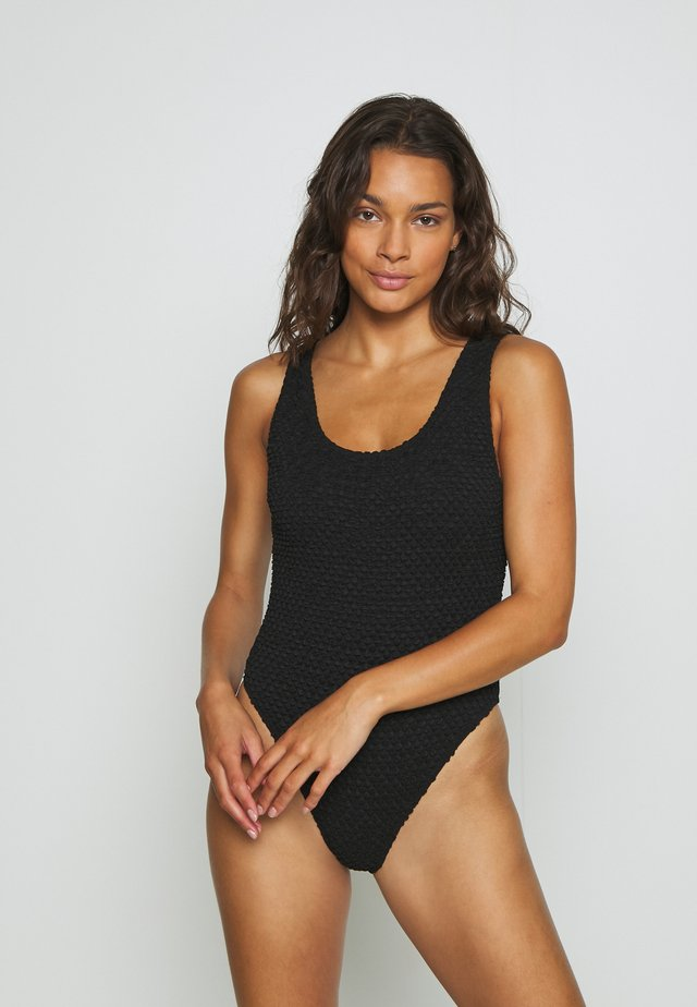 ONE PIECE BRISE - Swimsuit - black