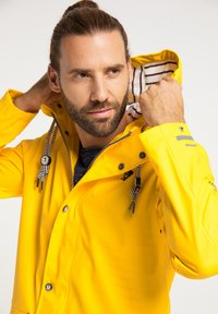 Schmuddelwedda - Waterproof jacket - gelb - 3