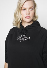 Nike Sportswear - DRESS - Day dress - black/sail - 6