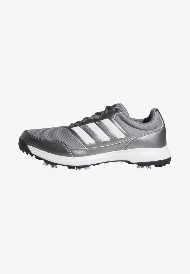 TECH RESPONSE 2.0 GOLF SHOES - Golf shoes - grey
