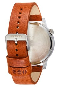 Komono - THE WINSTON - Watch - regal blue cognac - 2