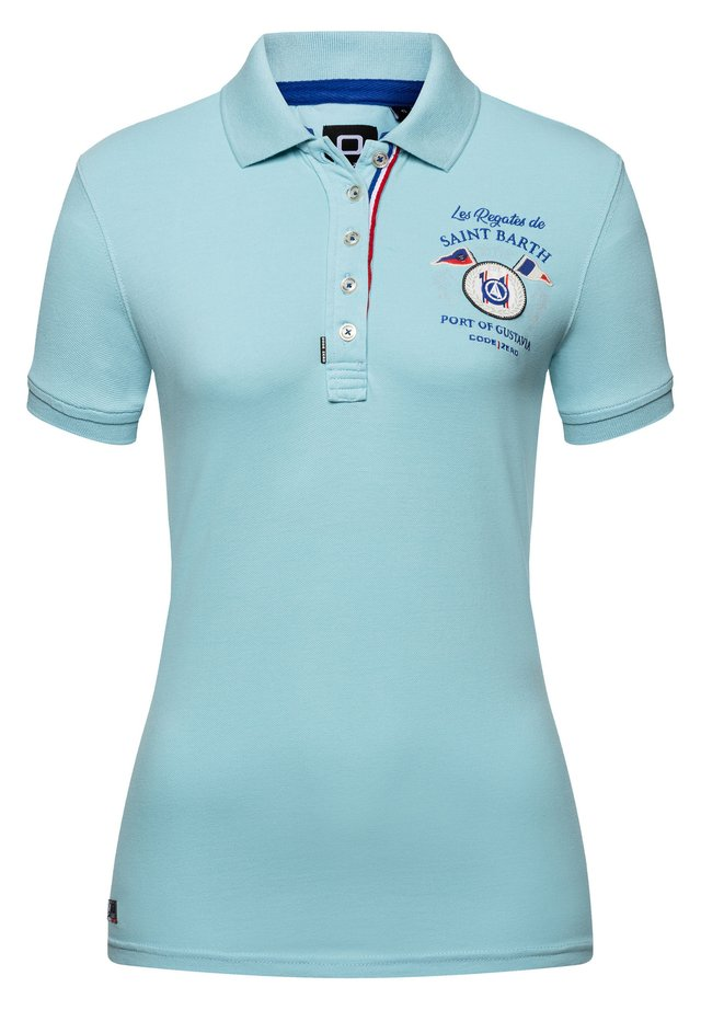 ST BARTH SPECIAL  - Polo shirt - blue glow