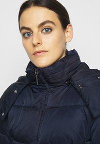 HUGO - FLEURIS - Winter coat - open blue - 5