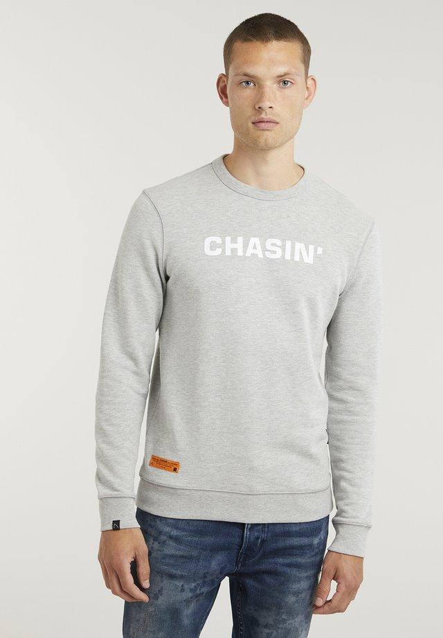 DUELL - Sweatshirt - grey