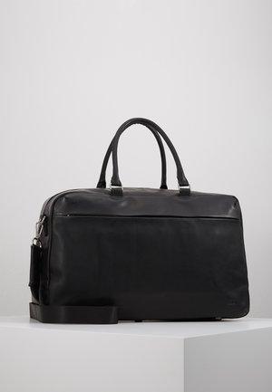 MALMÖ TRAVELBAG - Weekend bag - black