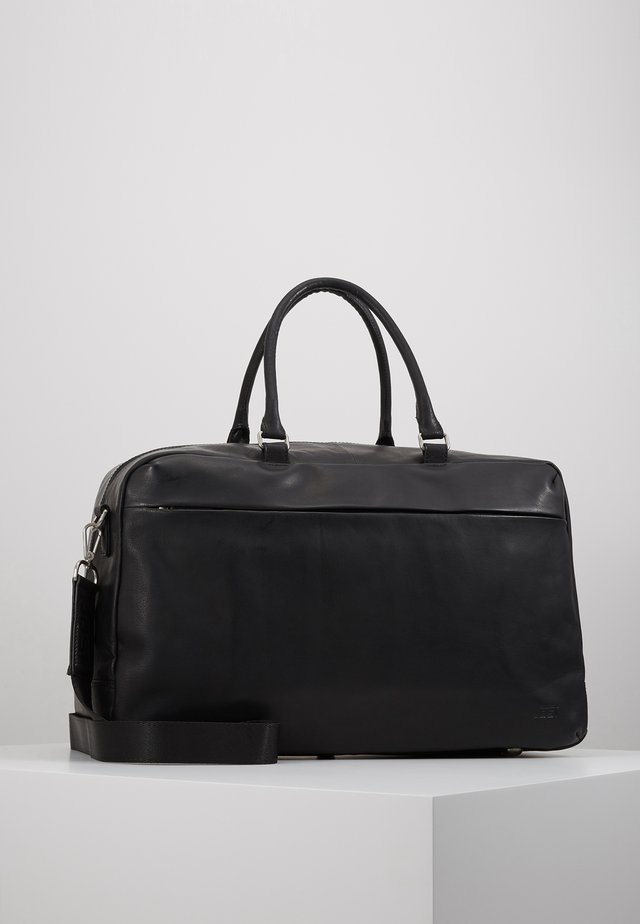 MALMÖ TRAVELBAG - Weekendbag - black