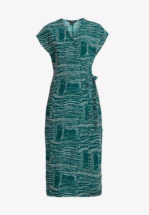 ELVIRA DRESS - Vestido informal - abstract green