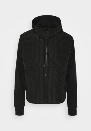 J-LINES JACKET - Lehká bunda - black