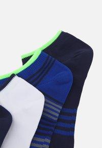 Skechers Performance - MENS PERFORMANCE SNEAKER 6 PACK - Sports socks - classic blue mix - 1