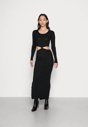 THE ENCORE DRESS - Sukienka koktajlowa - black