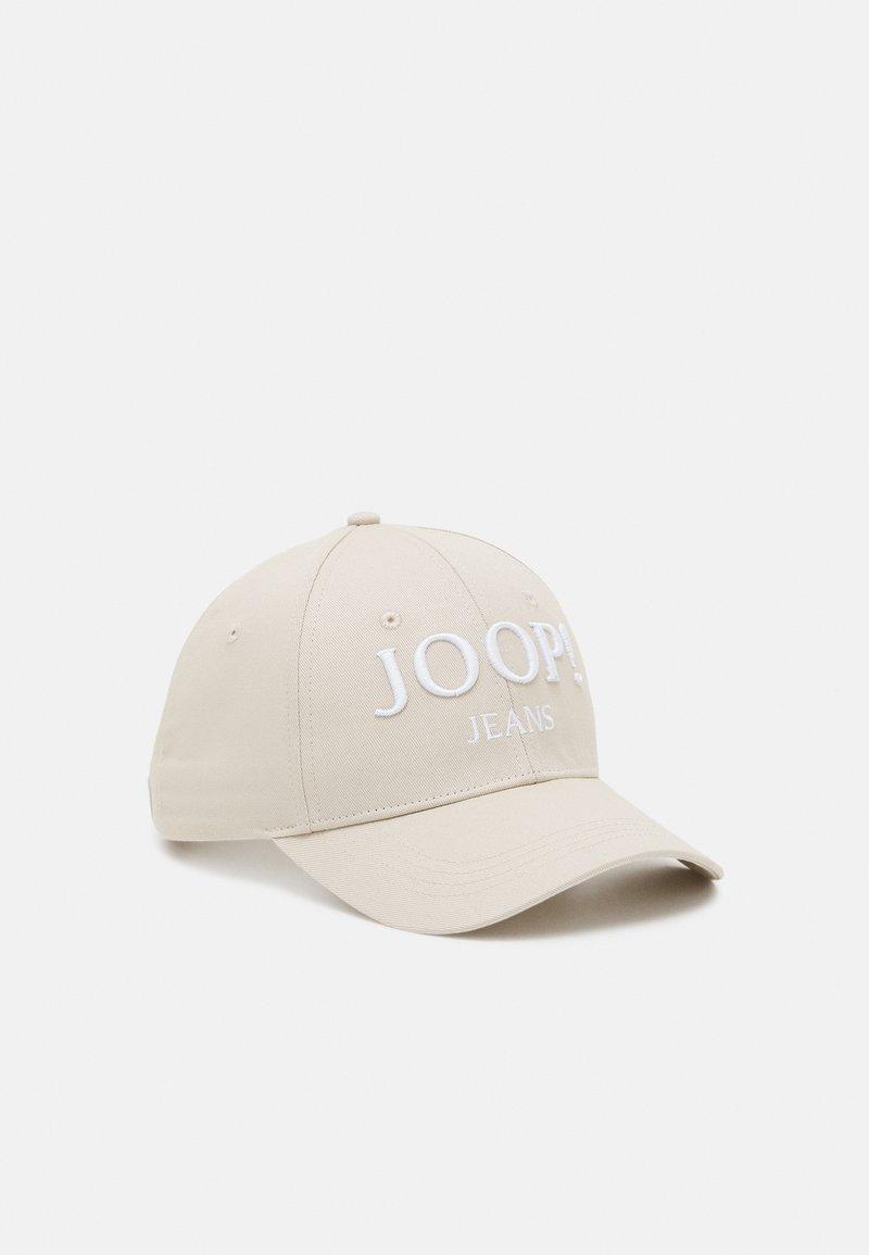 JOOP! - MARKOS UNISEX - Cap - light beige