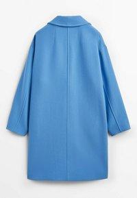 Massimo Dutti - Short coat - blue - 8
