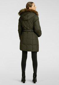 Apart - Winter coat - khaki - 2