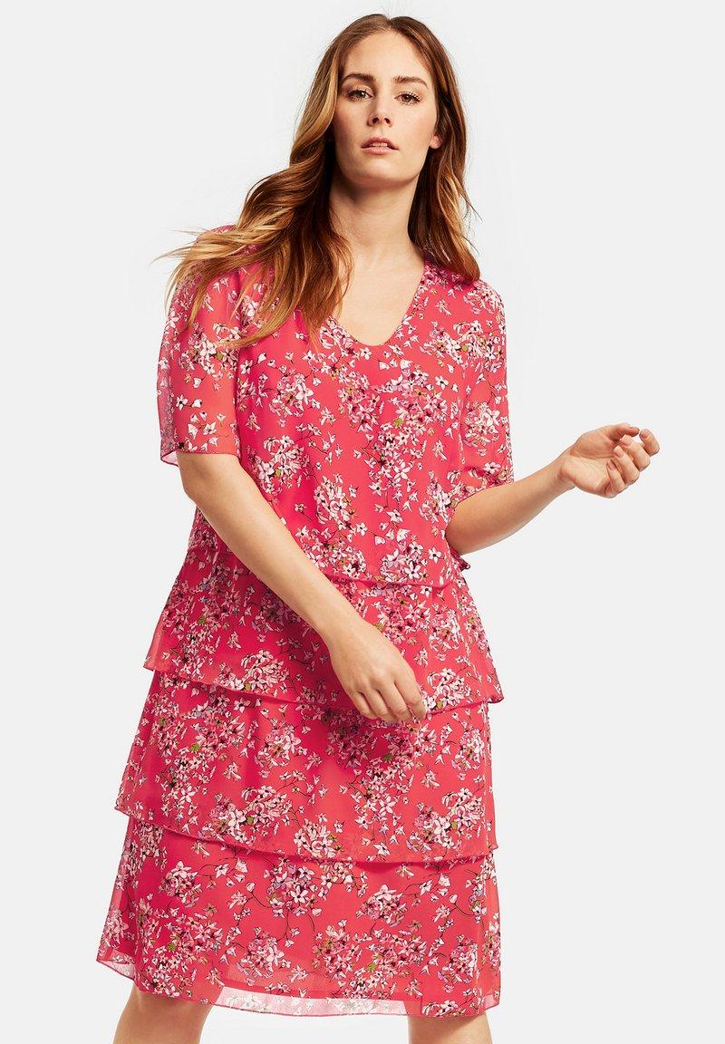 Samoon - Day dress - red