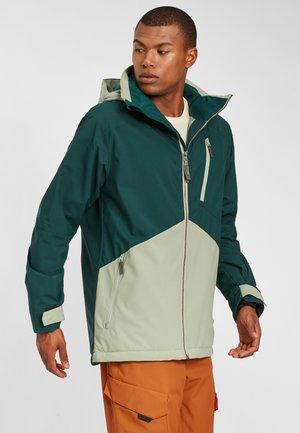 APLITE  - Snowboard jacket - panderosa pine