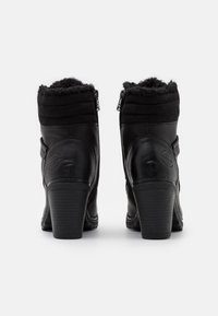 Refresh - Lace-up ankle boots - black - 3