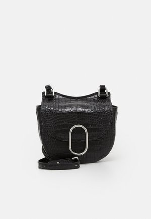 ALIX MINI HUNTER - Sac bandoulière - black
