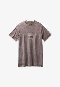Smartwool - T-shirt print - sparrow heather - 2