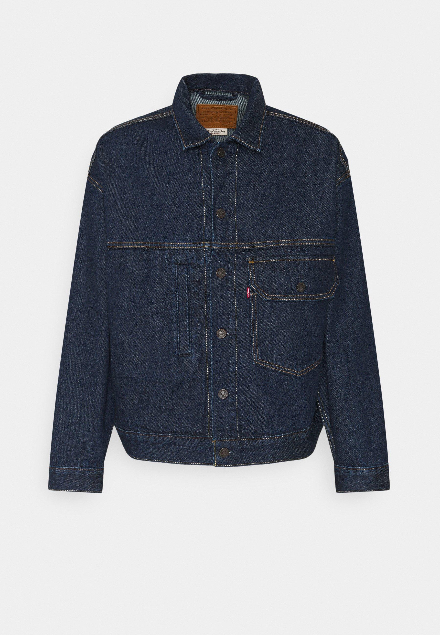 Women STAY LOOSE TYPE UNISEX - Denim jacket