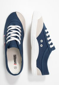 Kawasaki - RETRO - Sneakers basse - navy - 3