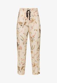OYSHO - Nattøj bukser - beige - 6