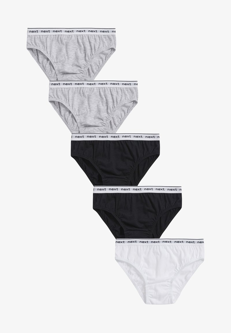 Next - 5 PACK  - Briefs - grey