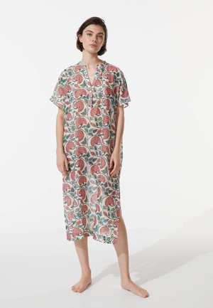 CARNATION - Nightie - red/green
