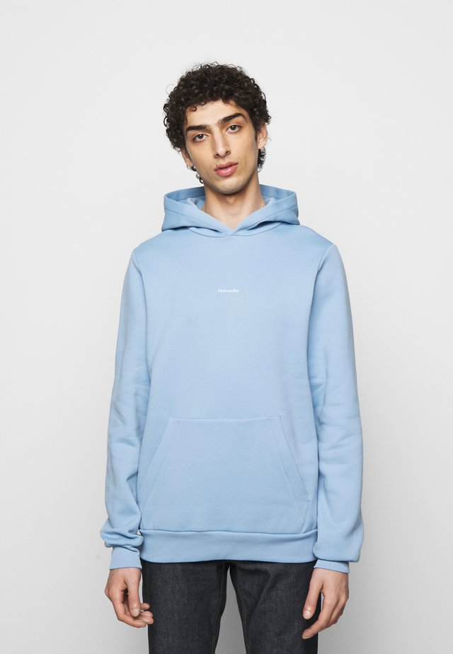 FLEEK HOODIE - Sweater - blue