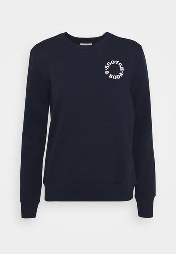EASY CREWNECK WITH GRAPHIC