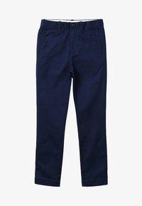 J.CREW - Chino kalhoty - navy - 3