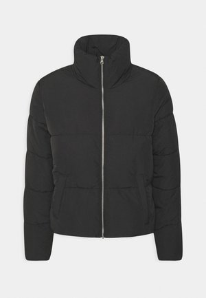 JDYNEWERICA PADDED JACKET - Winter jacket - black/silver