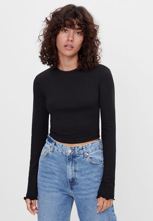 MIT KETTE - Pullover - black