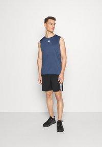 adidas Performance - HEAT.RDY  - Sports shirt - tech indigo - 1