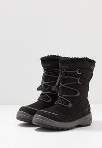 Viking - HASLUM GTX - Winter boots - black - 3