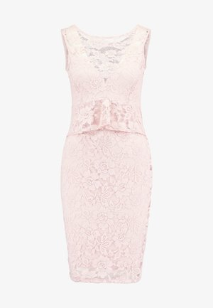 Společenské šaty - mellow rose
