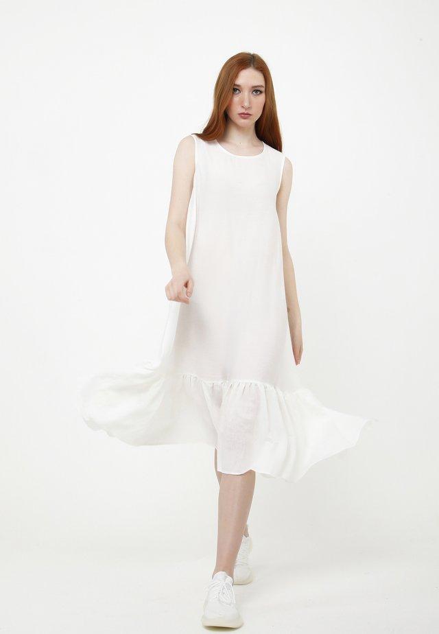 Vestito lungo - weiß