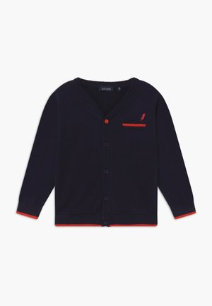KIDS LIGHTNING BOLT  - Cardigan - nachtblau