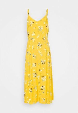 CAMI MIDI - Day dress - yellow