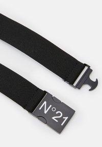 N°21 - CINTURA - Belt - black - 1