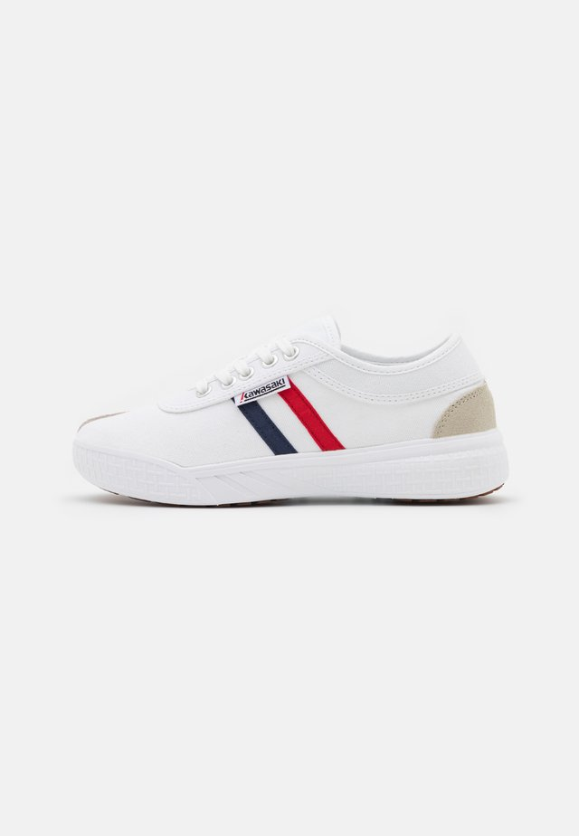 LEAP RETRO - Sneakers laag - white