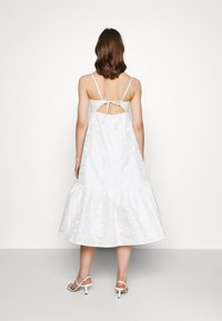 Gina Tricot - LIZETTE DRESS - Cocktail dress / Party dress - offwhite - 2
