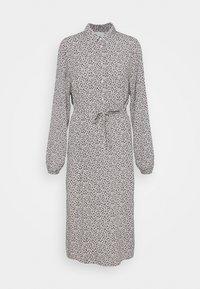 VILA TALL - VIZUGI MIDI DRESS - Robe chemise - navy blazer - 0