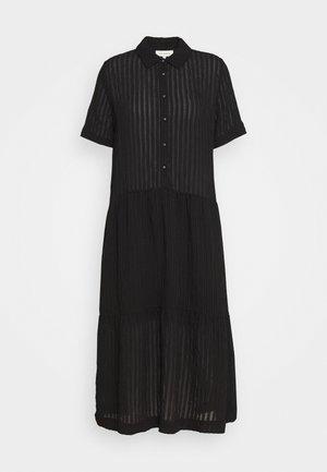 RAY - Košilové šaty - black