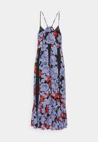 Hofmann Copenhagen - ANAIS  PRINT - Maxi dress - black - 6