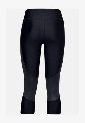 UA SPEED STRIDE CAPRI - Leggings - black
