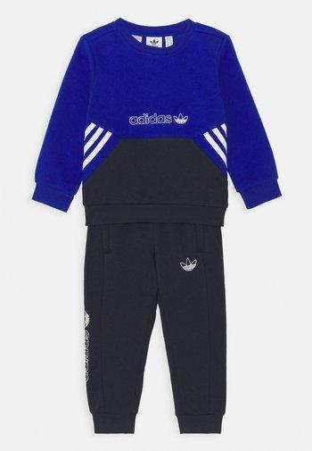 TRACKSUIT COLLECTION PRIMEGREEN ORIGINALS - Sweater met rits - team royal blue/legend ink