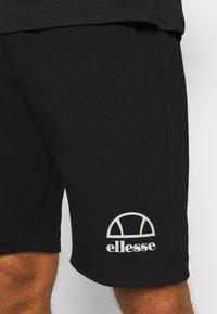 Ellesse - SADIO SET - Tracksuit - black - 7